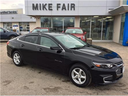 2016 Chevrolet Malibu LS (Stk: 20289A) in Smiths Falls - Image 1 of 16