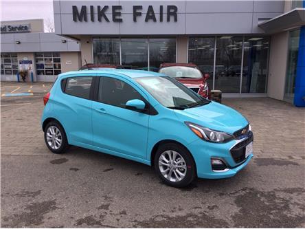 2021 Chevrolet Spark 1LT CVT (Stk: 21198) in Smiths Falls - Image 1 of 15