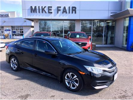 2016 Honda Civic LX (Stk: 20390C) in Smiths Falls - Image 1 of 16
