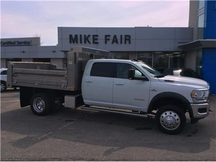 2019 RAM 5500 Chassis Tradesman/SLT/Laramie/Limited (Stk: P4330) in Smiths Falls - Image 1 of 13