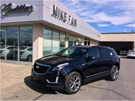 2021 Cadillac XT5 Sport (Stk: 21223) in Smiths Falls - Image 1 of 15