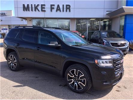 2021 GMC Acadia SLE (Stk: 21220) in Smiths Falls - Image 1 of 15