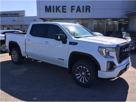 2021 GMC Sierra 1500 AT4 (Stk: 21218) in Smiths Falls - Image 1 of 15