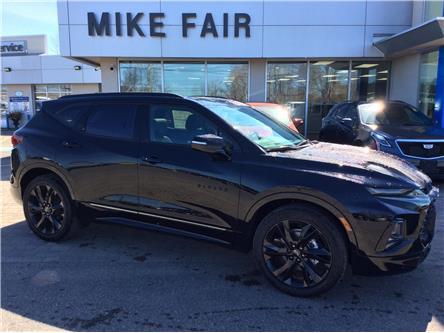 2021 Chevrolet Blazer RS (Stk: 21227) in Smiths Falls - Image 1 of 14