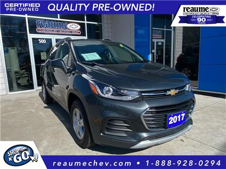 2017 Chevrolet Trax LT (Stk: 21-0017A) in LaSalle - Image 1 of 23