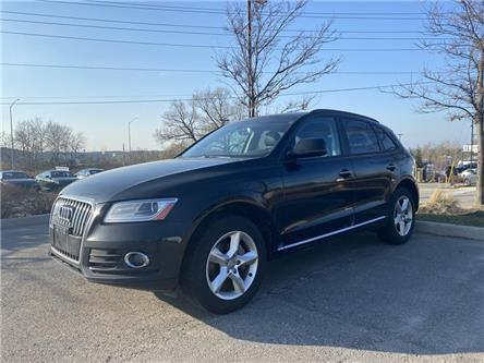 2016 Audi Q5 2.0T Komfort (Stk: 4821MAA1629) in Barrie - Image 1 of 7
