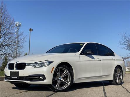 2017 BMW 330i xDrive Sedan (8D97) (Stk: P1793) in Barrie - Image 1 of 17