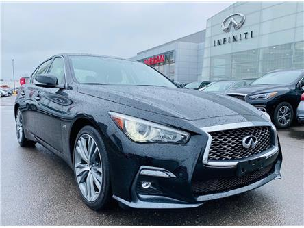 2018 Infiniti Q50 3.0t Signature Edition (Stk: H9618A) in Thornhill - Image 1 of 22