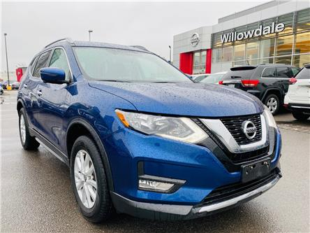 2017 Nissan Rogue SV (Stk: C35803) in Thornhill - Image 1 of 20