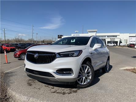 2021 Buick Enclave Essence (Stk: MJ193821) in Calgary - Image 1 of 27