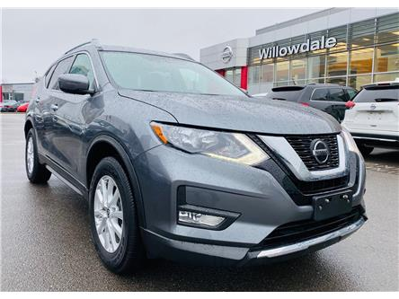 2018 Nissan Rogue SV (Stk: N1830A) in Thornhill - Image 1 of 20