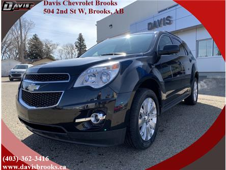 2011 Chevrolet Equinox 2LT (Stk: 106359) in Brooks - Image 1 of 17