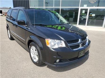 2012 Dodge Grand Caravan Crew (Stk: 21-069A Ingersoll) in Ingersoll - Image 1 of 30
