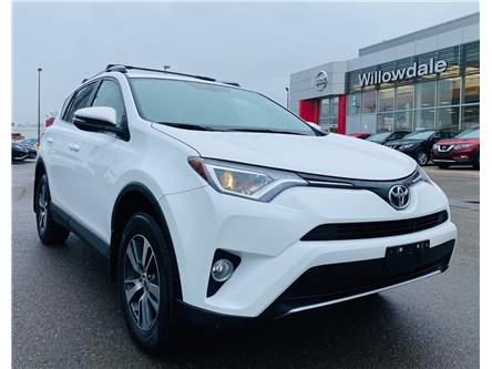 2016 Toyota RAV4 XLE (Stk: N1736A) in Thornhill - Image 1 of 20