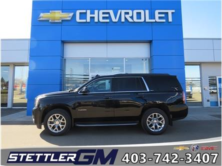 2016 GMC Yukon SLT (Stk: 21093A) in STETTLER - Image 1 of 26