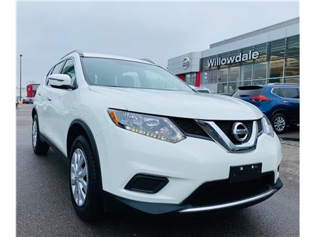 2016 Nissan Rogue SV (Stk: H8920B) in Thornhill - Image 1 of 20