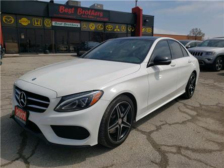 2017 Mercedes-Benz C-Class Base (Stk: 205607) in Toronto - Image 1 of 20