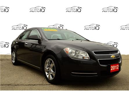 2012 Chevrolet Malibu LT Platinum Edition (Stk: M082A) in Grimsby - Image 1 of 19