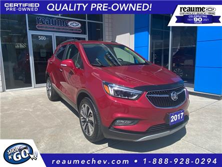2017 Buick Encore Essence (Stk: P-4541) in LaSalle - Image 1 of 23