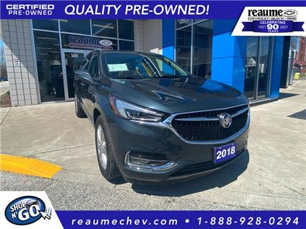 2018 Buick Enclave Essence (Stk: L-4534) in LaSalle - Image 1 of 25