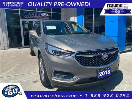 2018 Buick Enclave Avenir (Stk: L-4531) in LaSalle - Image 1 of 24