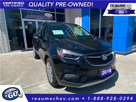 2018 Buick Encore Premium (Stk: L-4521) in LaSalle - Image 1 of 25