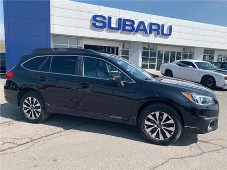 2017 Subaru Outback 2.5i Limited (Stk: P978) in Newmarket - Image 1 of 14