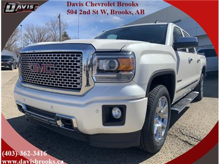 2014 GMC Sierra 1500 Denali (Stk: 226294) in Brooks - Image 1 of 22