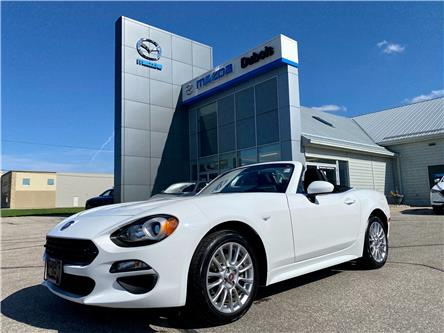2017 Fiat 124 Spider Classica (Stk: UC5909) in Woodstock - Image 1 of 18