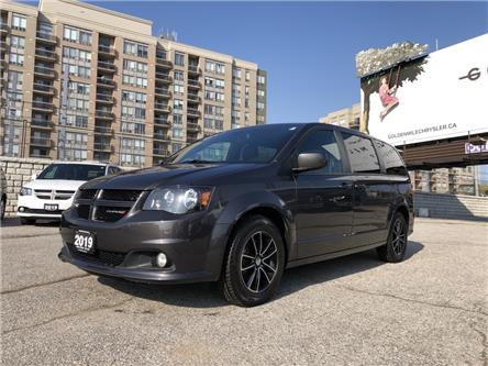 2019 Dodge Grand Caravan GT (Stk: SP0575) in North York - Image 1 of 30
