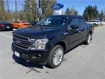 2018 Ford F-150 Limited (Stk: P9813) in Vancouver - Image 1 of 7