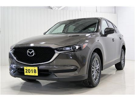2018 Mazda CX-5 GS (Stk: MP0723) in Sault Ste. Marie - Image 1 of 16