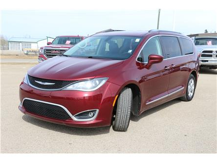 2017 Chrysler Pacifica Touring-L Plus (Stk: KT130A) in Rocky Mountain House - Image 1 of 30