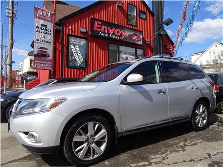 2013 Nissan Pathfinder Platinum (Stk: ) in Ottawa - Image 1 of 30