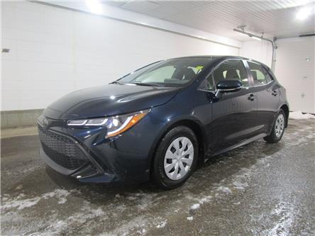 2021 Toyota Corolla Hatchback Base (Stk: 211063) in Regina - Image 1 of 24