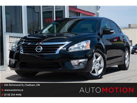 2015 Nissan Altima  (Stk: 21540) in Chatham - Image 1 of 25
