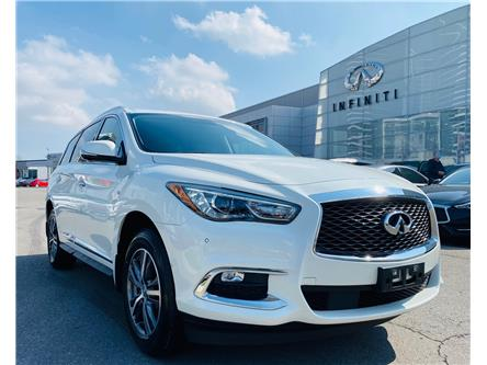 2017 Infiniti QX60 Base (Stk: H9457A) in Thornhill - Image 1 of 20