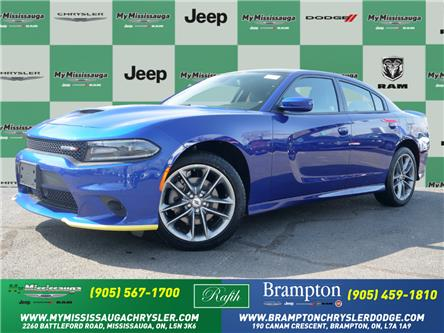 2021 Dodge Charger GT (Stk: 21318) in Mississauga - Image 1 of 6