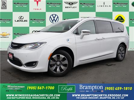2018 Chrysler Pacifica Hybrid Limited (Stk: 21342A) in Mississauga - Image 1 of 29