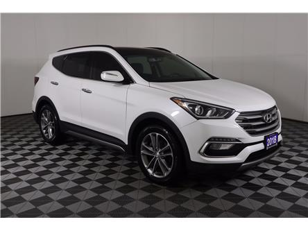 2018 Hyundai Santa Fe Sport 2.0T Limited (Stk: U-0726) in Huntsville - Image 1 of 34