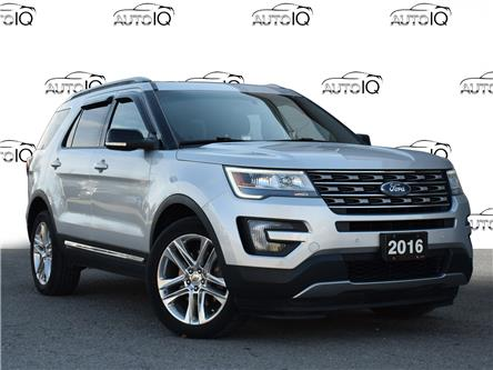 2016 Ford Explorer XLT (Stk: 96994) in St. Thomas - Image 1 of 29