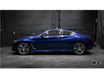 2017 Infiniti Q60 2.0T (Stk: CT21-261) in Kingston - Image 1 of 36