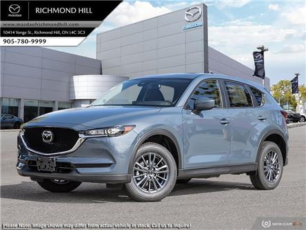 2021 Mazda CX-5 GS (Stk: 21-325) in Richmond Hill - Image 1 of 22