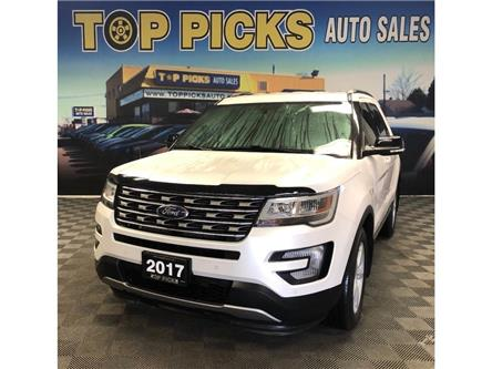 2017 Ford Explorer XLT (Stk: E31095) in NORTH BAY - Image 1 of 30