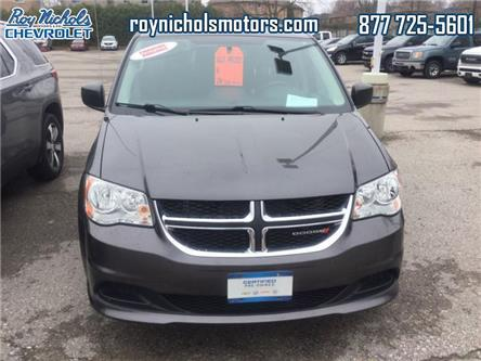 2017 Dodge Grand Caravan CVP/SXT (Stk: X240A) in Courtice - Image 1 of 13