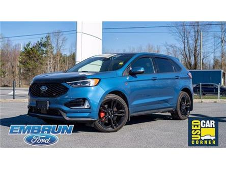 2019 Ford Edge ST (Stk: 41-0431) in Embrun - Image 1 of 27