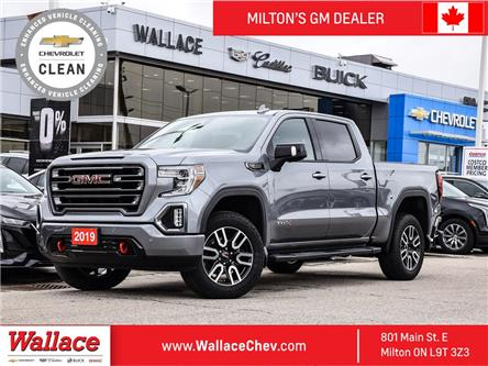 2020 GMC Sierra 1500 4WD Crew AT4 NAV, SUNROOF, COOLED STS, (Stk: PL5378) in Milton - Image 1 of 22