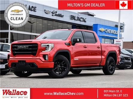 2021 GMC Sierra 1500 4WD Crew Cab 147  Elevation (Stk: 245145B) in Milton - Image 1 of 21