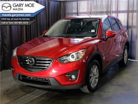 2016 Mazda CX-5 GS (Stk: 1C58542A) in Red Deer - Image 1 of 24