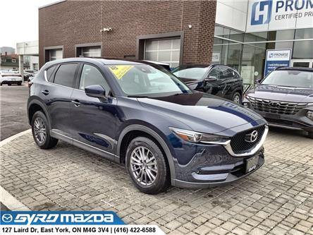 2018 Mazda CX-5 GT (Stk: 30305A) in East York - Image 1 of 30